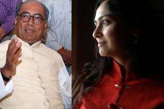 एक दूजे के हुए दिग्विजय सिंह-अमृता राय. कांग्रेस के वरिष्ठ नेता दिग्विजय सिंह ने टीवी पत्रकार अमृता राय से पिछले माह चेन्नई में शादी की.