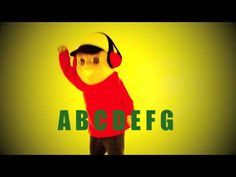 ABC SONG ( COOL DANCE  VERSION BY WWW.LITTLECLUBHEADS.COM)