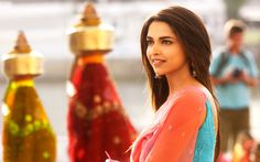 Deepika Padukone — On life at the top... More at: http://www.bollybrit.com/news/deepika-padukones-only-competition-is-herself