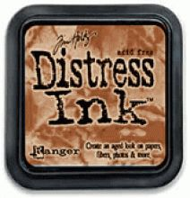 Distress Ink. We use this one color on all of our pages. Bright...Light....Perfect! Love using it with a finger dauber.