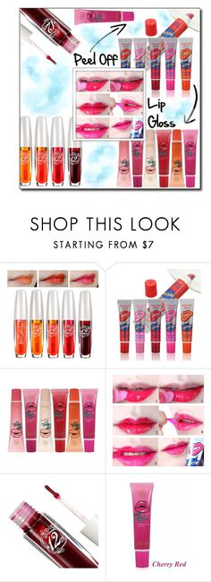 """""""NewChic Style (20/II)"""" by dorinela-hamamci ❤ liked on Polyvore featuring beauty"""
