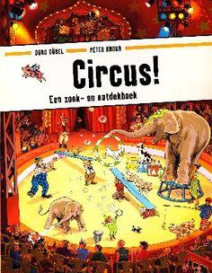 Voor Linde/ Hilke: zoekboek bijvoorbeeld Circus! (niet 'taartenboeken' van The Tjong King)