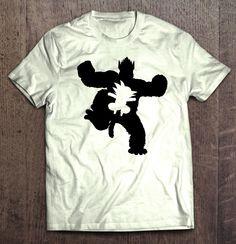 Dragon Ball Z - The Great Ape In Goku T Shirt