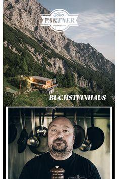 Das Buchsteinhaus ist #gesäusepartner. Hüttenwirt Helmut Tschitschko machte das #Buchsteinhaus genau zu der Legende, die es ist. Die Küche macht das Buchsteinhaus zu etwas Besonderem und auch der Blick auf die #Hochtorgruppe ist grandios. #österreich #steiermark #gesäuse #gibtkraft Foto: Stefan Leitner Movies, Movie Posters, Pictures, Legends, Films, Film Poster, Cinema, Movie, Film
