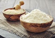 Substitua a farinha de trigo nas suas receitas