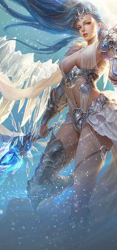 League of Legends, official art