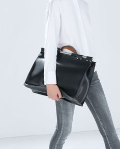 Image 2 of DOCTOR BAG from Zara