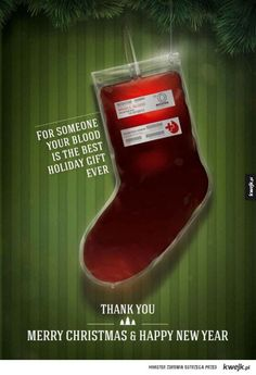 Blood best gift ever