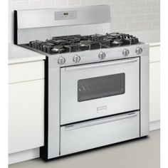 """Frigidaire Professional 36"""" Free Standing Gas Range-Stainless Steel-FPGF3685LS - Home Appliance, Kitchen Appliance, Denver, CO 80204"""