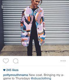 Jacket pattern