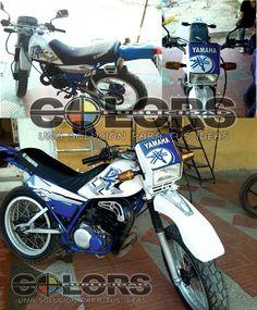 Calcomanias Moto