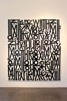 RETNA...One of my favourite artists of the moment