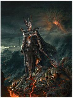 FanArt El Hobbit y El Señor de los Anillos