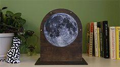 DIY Lunar Phase Clock