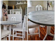 creativLIVE: Tisch (aus alt wird neu)