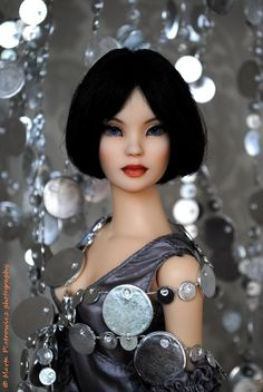 The Doll Whisperer: repainted dolls