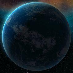 Kamino (19,270 km), the ocean-planet where the clones were bioengineered in Star Wars: Episode II.