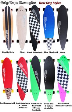 "Customize Your Own Pintail 9.5"" x 40"" or 36"" Complete / Manage Products / Catalog / Magento Admin"