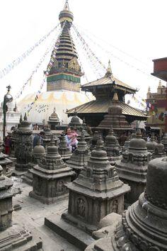 Stupas, Nepal