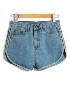 Hot Pants in Denim from chicnova.com $33.00