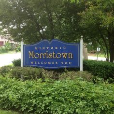 Morristown, NJ in New Jersey Jersey Girl, New Jersey, Morris County, Moving To Florida, The Fox And The Hound, Drywall, City Break, Carpentry, Small Towns