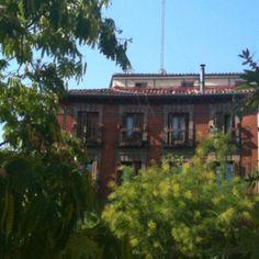 Plaza de Olavide #casasbonitas