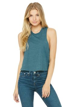 fce027213ac6d5 Racerback Cropped Tank – Dashing Pearl-Multiple Colors Available  croptop   buyable  buyablepin