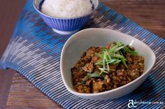 Quick stir fried pork and eggplant - a Neil Perry chinese recipe