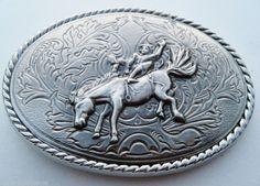 Western Cowboy Belt Buckles