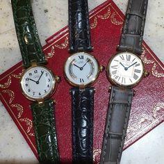北千住ルミネ Vintage must de Cartier Vendome .人気のデザインも入荷致しました