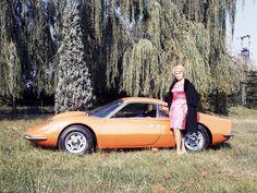 Ferrari Dino 206 GT Prototipo '1967