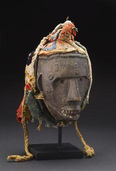 Okua Mask - Igala Idoma www.cavinmorris.com