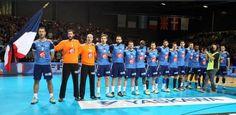 team handball France: Nicolas karabatic, thierry omeyer, valentin porte ...