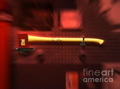 Firemen Ax.     I hope you enjoy these moments in time that have been captured.     Stop by and check out some of my other Galleries on Fine Art America. Just simply search for Thomas Woolworth.     Photographer (1977), Digital Artist and Owner V'CAD Support (since 1987). 