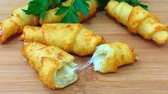 Картофельные рогалики с сыром. Лучшие рецепты для вас на сайте «Люблю готовить»