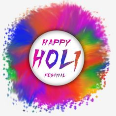 Happy Holi Picture, Holi Pictures, Indian Festivals, Color, Gallery, Roof Rack, Colour, Colors