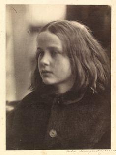 'Het eerste succes' van Cameron, Portret van Annie, 1864 © Victoria and Albert Museum, London #mskgent #museum #kunst #art