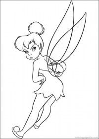 angry tinkerbell coloring pages - Google Search