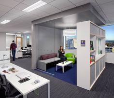 Adobe's Office Interior Design