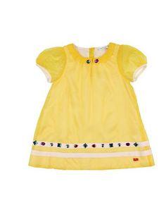 SONIA RYKIEL Girl's' Dress Yellow 8 years