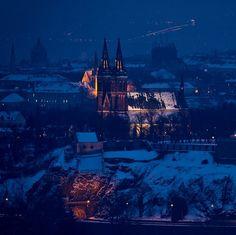 Vysehrad Castle,Prague, Czech Republic