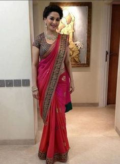 5 Best Outfits of Madhuri Dixit From Pinterest