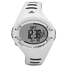 Adidas Adizero Men s Watch - White     Check out this great product. b542eba56