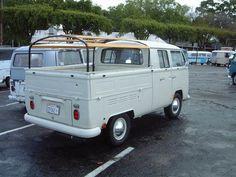 1970 Volkswagen T2 Double Cab
