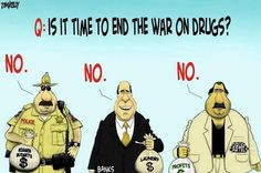 This is not your ordinary Top 10 Buzzfeed list. Law Enforcement Against Prohibition , a group of law enforcement officials opposed to the war on drugs, created this list to show why the War on Drug...