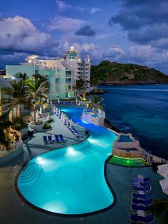 The last place I stood at when I was in St Maarten..