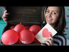 Caixa 10 motivos para explodir de amor por você | Namorada Criativa - Por Chaiene Morais