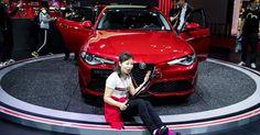 Alfa Romeo: dal Salone di Shanghai 2017 parte l'assalto al mercato cinese - ClubAlfa.it