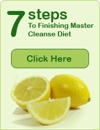 Master Cleanse fitness-diets healthy-foods healthy-recipes