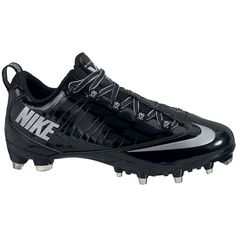 Nike Zoom Vapor Carbon Fly 2 Men's Football Cleat (165 CAD) ❤ liked on Polyvore featuring men's fashion, men's shoes, men's athletic shoes, football, men's low top shoes, mens athletic shoes, mens low tops, mens football boots and mens shoes